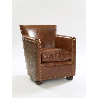 Leathercraft Tahoe Leather Club Chair Wayfair