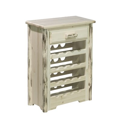 Montana Woodworks® Montana 16 Bottle Floor Wine Cabinet