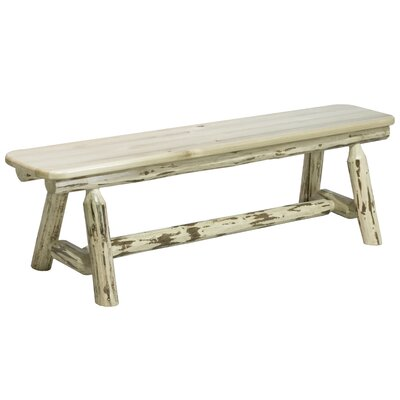 Montana Woodworks® Montana Plank Style Wood Be..