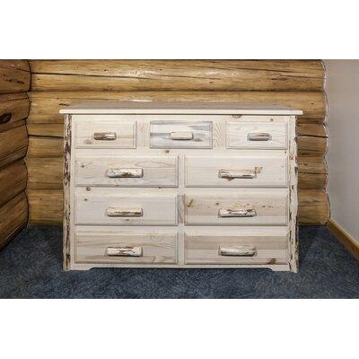 Montana Woodworks® Montana 9 Drawer Dresser