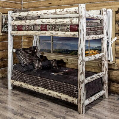 Montana Woodworks® Montana Twin Bunk Bed
