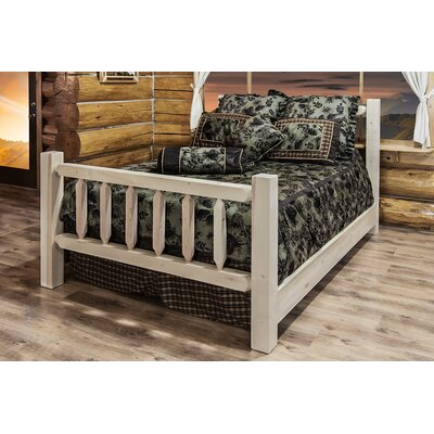 Montana Woodworks® Homestead Panel Bed