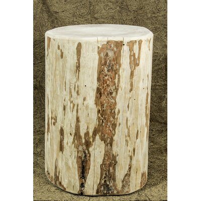 Montana Woodworks® Montana Cowboy Stump End Table