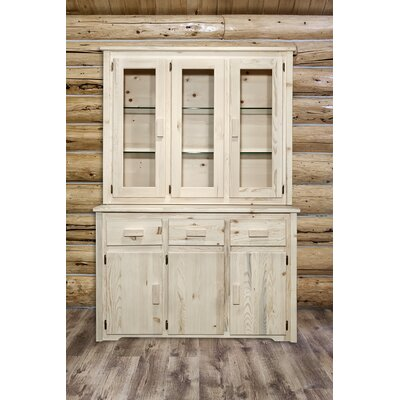 Montana Woodworks® Homestead China Cabinet