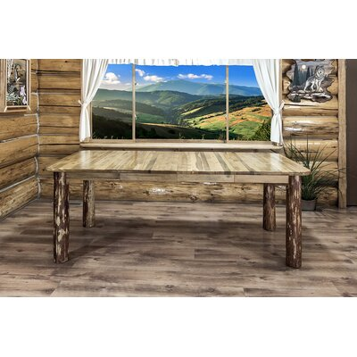 Montana Woodworks® Glacier Table with Leaves