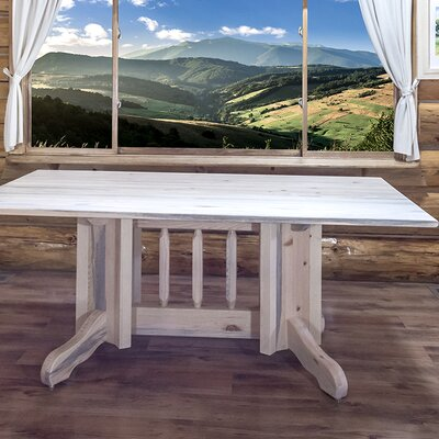 Montana Woodworks® Homestead Dining Tabl..