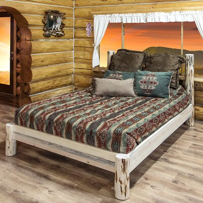 Montana Woodworks® Montana Platform Bed