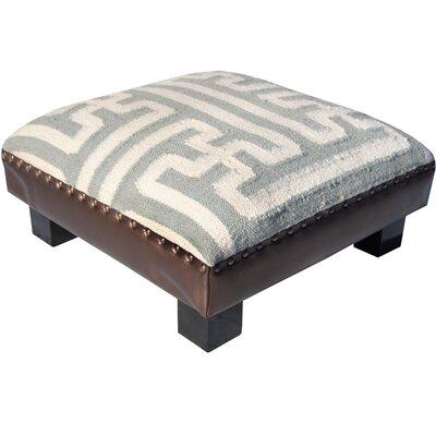 Herat Oriental Upholstered Ottoman