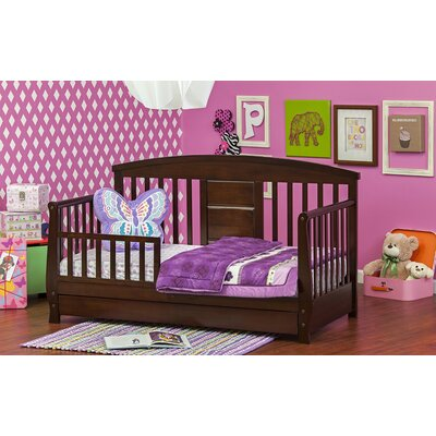 Dream On Me Deluxe Convertible Toddler Be..