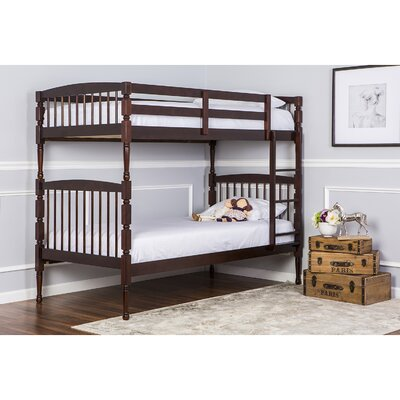 Dream On Me Julia Twin Bunk Bed