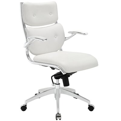Modway Push Mid-Back Office Chair Image