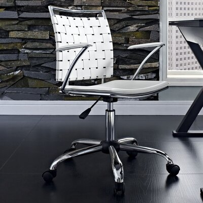 Modway Fuse Adjustable Mid-Back Desk Chair