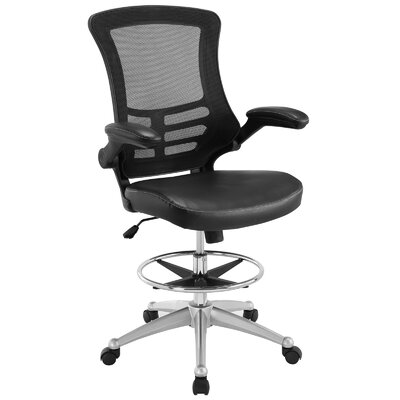 Modway Attainment Mid-Back Drafting Chair
