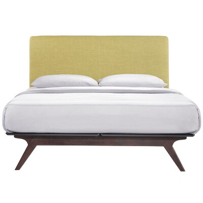 Modway Tracy Queen Upholstered Platform Bed