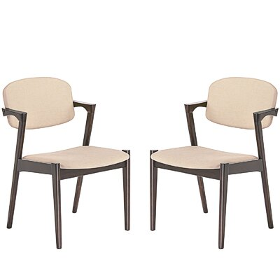 Modway Spunk Dining Arm Chair (Set of 2)