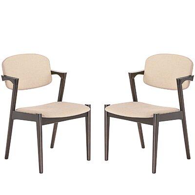 Modway Spunk Dining Arm Chair (Set of 2)
