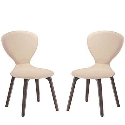 Modway Tempest Dining Side Chair (Set of 2)