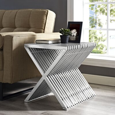 Modway Press End Table