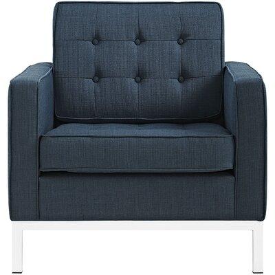 Modway Loft Fabric Arm Chair
