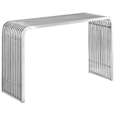 Modway Pipe Console Table