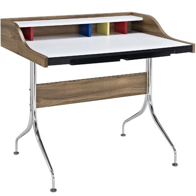 Modway Sculpt Writing Desk