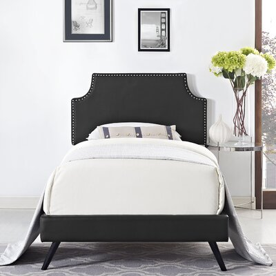Modway Laura Upholstered Platform Bed
