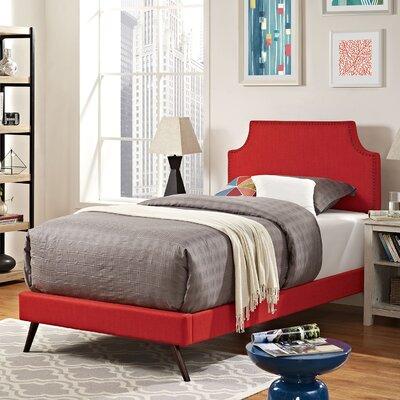 Modway Laura Upholstered Platform Bed