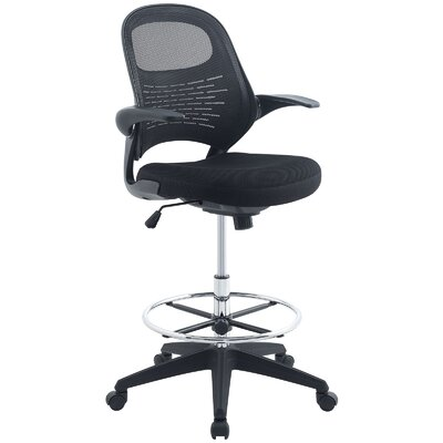 Modway Mid-Back Mesh Drafting Chair