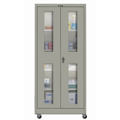 Hallowell 400 Series 2 Door Storage Cabinet