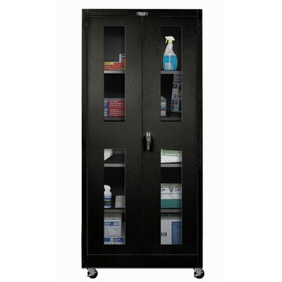 Hallowell 800 Series 2 Door Storage Cabinet