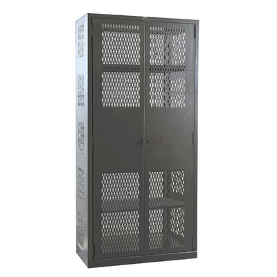 Hallowell Duratough 2 Door Storage Cabinet