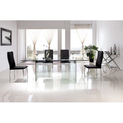 Casabianca Furniture Miami Dining Table