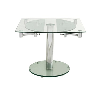 Casabianca Furniture Thao Extendable Dining Table