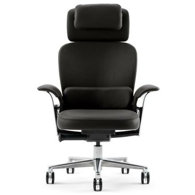 Steelcase Leap® WorkLounge Leather Ex..