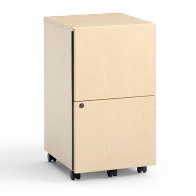 Steelcase 2-Drawer Mobile ..