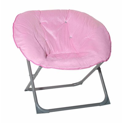 Three Cheers For Girls! Royalty Papasan Chair