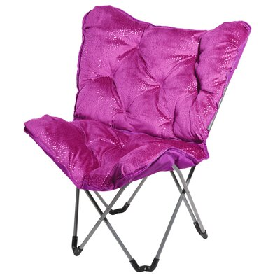 Three Cheers For Girls! Sparkle Butterfly Side Chair