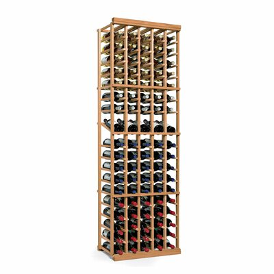 Wine Enthusiast N'finity 90 Bottle Floor Wine Rack