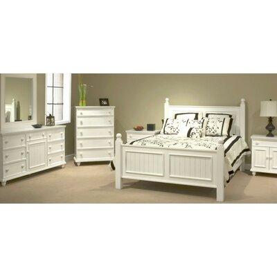 Breakwater Bay Roselle Panel Customizable Bedroom Set