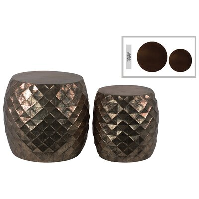 Urban Trends 2 Piece End Table Set Image