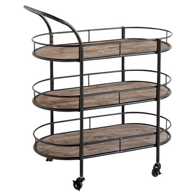 Mercana Appetit Serving Cart