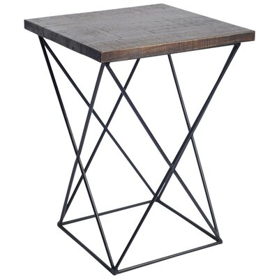 Mercana Claret I End Table