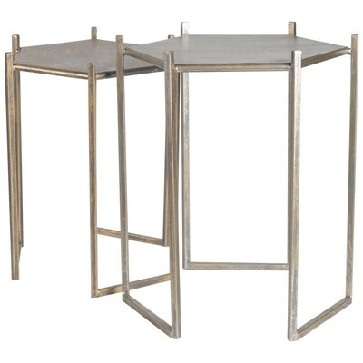 Mercana Galeca 2 Piece Nesting Tables