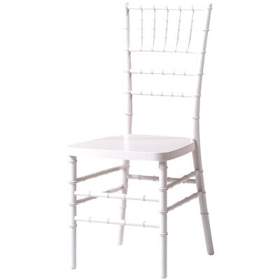 Commercial Seating Products Max Series Resin Chiavari Side Chair