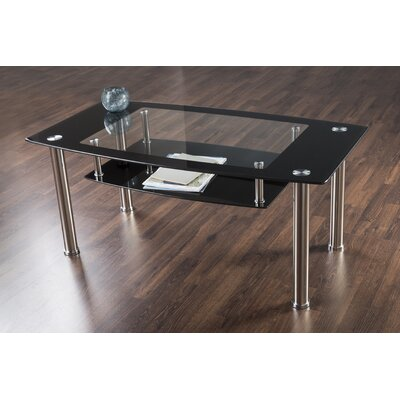 AVF Coffee Table with Magazine Rack