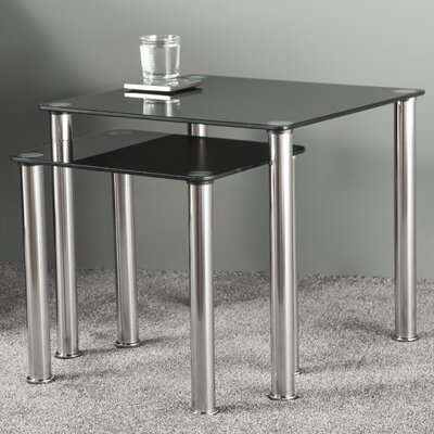 AVF 2 Piece Nesting Tables (Set of 2)