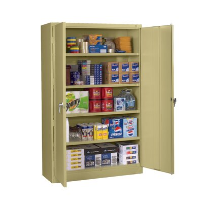 Tennsco Corp. Jumbo 2 Door Storage Cabinet