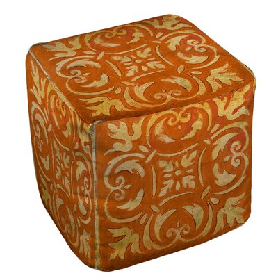Manual Woodworkers & Weavers Mosaic Ottoman
