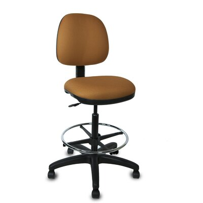 TrendSit Lift Mid-Back Drafting Chair