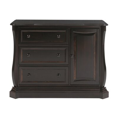 Capretti Design Toscana 3-Drawer Cupboard